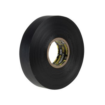 Everbuild Electrical Insulation Tape Black 19mm x 33m - EVB2ELECBK