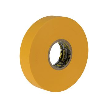 Everbuild Electrical Insulation Tape Yellow 19mm x 33m - EVB2ELECYW