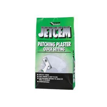 Everbuild Jetcem Quick Set Patching Plaster (Single 6kg Pack) - EVBJETPATCH6