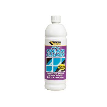 Everbuild PVCu Cream Cleaner 1L - EVBPVCC1