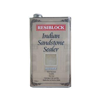 Everbuild Resiblock Indian Sandstone Sealers Invisible 5 Litre - EVBRBINDINV5