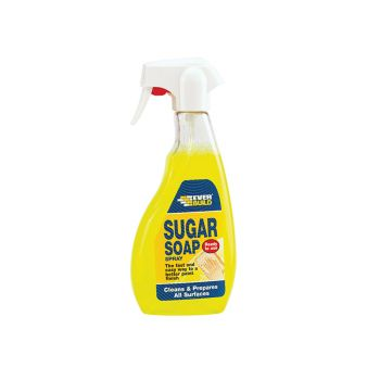 Everbuild Sugar Soap Trigger Spray 500ml - EVBSOAPSPRAY