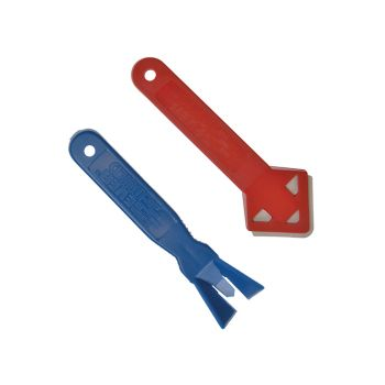 Everbuild Seal Rite Strip / Smooth Out Tool Twinpack - EVBSRSTWIN