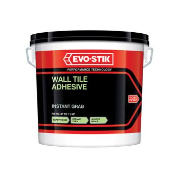 Evo-Stik Instant Grab Wall Tile Adhesive 1 Litre - EVO416611