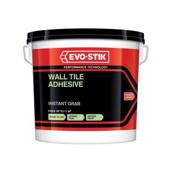 Evo-Stik Instant Grab Wall Tile Adhesive 2.5 Litre - EVO416628
