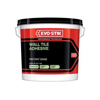 Evo-Stik Instant Grab Wall Tile Adhesive 5 Litre - EVO416635