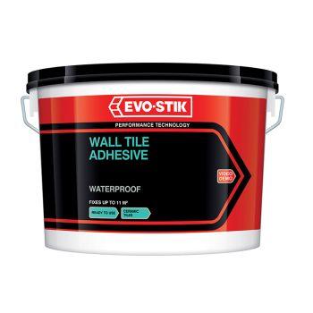 Evo-Stik Waterproof Wall Tile Adhesive 1 Litre - EVO416703