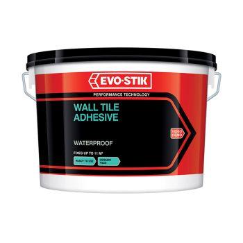 Evo-Stik Waterproof Wall Tile Adhesive 5 Litre - EVO416727