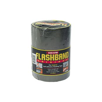 Evo-Stik Flashband Roll Grey 100mm x 10m - EVOFB100