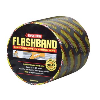 Evo-Stik Flashband Roll Grey 150mm x 10m - EVOFB150