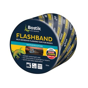 Evo-Stik Flashband Roll Grey 75mm x 10m - EVOFB75