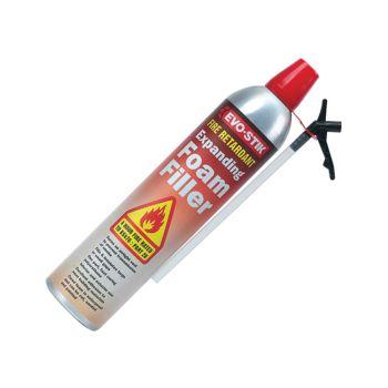 Evo-Stik Fire Retardant Foam Filler 700ml - EVOFREFF700