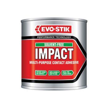 Evo-Stik Solvent Free Impact Multi-purpose Adhesive 250ml - EVOIMP2250