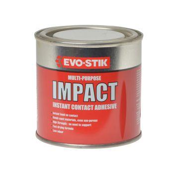 Evo-Stik Impact Adhesive Tin 250ml - EVOIMP250