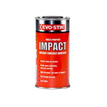 Evo-Stik Impact Adhesive Tin 500ml - EVOIMP500