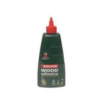 Evo-Stik 715417 Resin Wood Adhesive 500ml - EVORW500