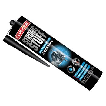 Evo-Stik Strong Stuff Waterproof Adhesive C20 - EVOSS