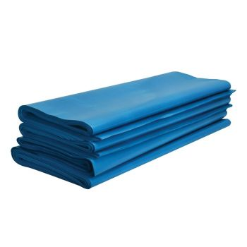 Faithfull Blue Heavy-Duty Rubble Sacks (Box 100) - FAIBAGRS100H
