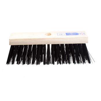 Faithfull Flat Broom Head PVC 325mm (13in) - FAIBRPVC13FL