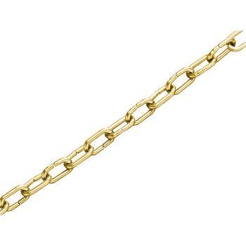 Faithfull Clock Chain Polished Brass 1.6mm x 10m - FAICHCC1610B
