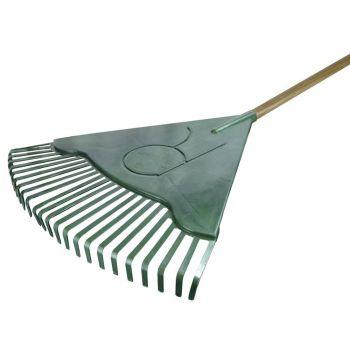 Faithfull Countryman Leaf Rake Plastic Head - FAICOULRP