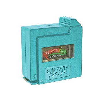 Faithfull Battery Tester for AA, AAA, C, D & 9V - FAIDETBAT