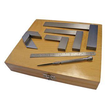 Faithfull Engineers Marking & Measuring Set 6 Piece - FAIESMEASURE