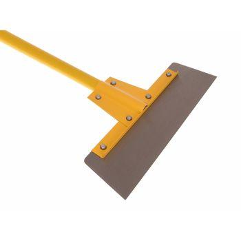 Faithfull Heavy-Duty Fibreglass Handle Floor Scraper 400mm (16in) - FAIFSHD16
