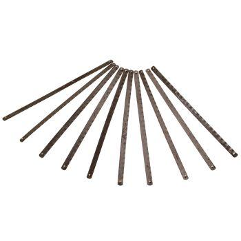 Faithfull Junior Hacksaw Blades 150mm (6in) 32tpi (10 Packs of 10 Blades) - FAIJHB