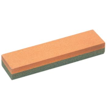 Faithfull Combination Oilstone Aluminium Oxide 100 x 25 x 12.5mm - FAIOS4C