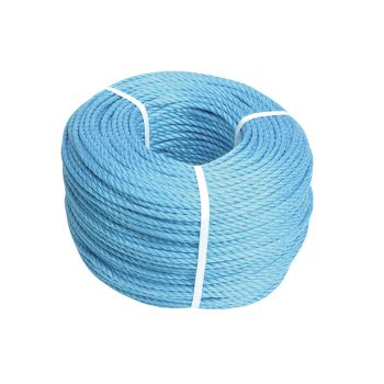 Faithfull Blue Poly Rope 8mm x 30m - FAIRB3080