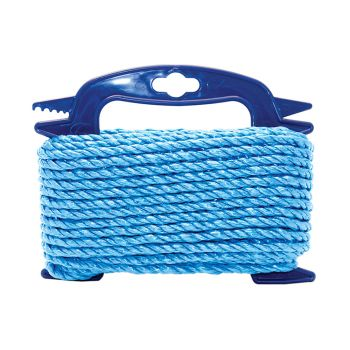 Faithfull Blue Poly Rope 8mm x 15m - FAIRB8015H