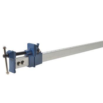 Faithfull Aluminium Quick-Action Sash Clamp - 1100mm (44in) Capacity - FAISCAL48