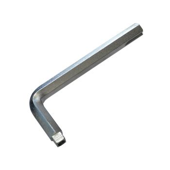 Faithfull Radiator Spanner L-Shaped 10mm Square - FAISPRAD