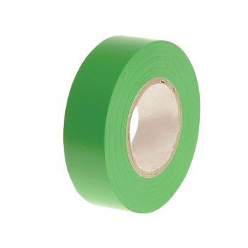 Faithfull PVC Electrical Tape Green 19mm x 20m - FAITAPEPVCG