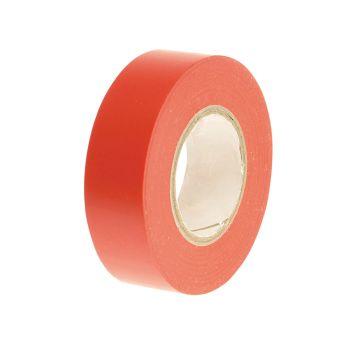 Faithfull PVC Electrical Tape Red 19mm x 20m - FAITAPEPVCR