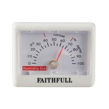 Faithfull Humidity Dial (Hygrometer) - FAITHHUMID