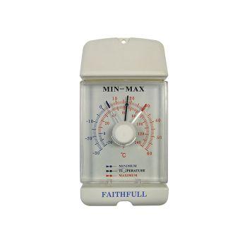 Faithfull Thermometer Dial Max-Min - FAITHMMDIAL