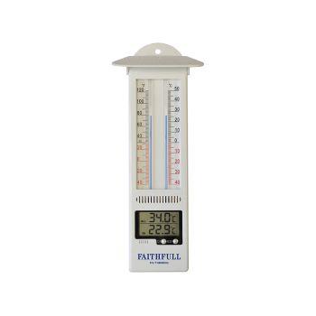Faithfull Thermometer Digital Max-Min - FAITHMMDIG