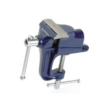 Faithfull Hobby Vice 60mm (2.1/2in) with Integrated Clamp - FAIV60