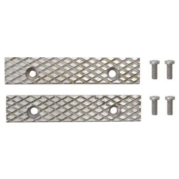 Faithfull Replacement Steel Jaws For VM5 Vice - FAIVM5JAWS