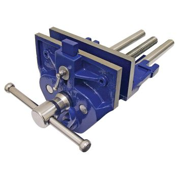 Faithfull Woodwork Vice 175mm (7in) Quick-Release & Dog - FAIVW175DQ
