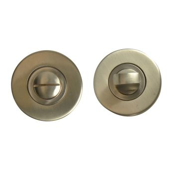 Forge Thumbturn - Stainless Steel - FGETHUTURNSS