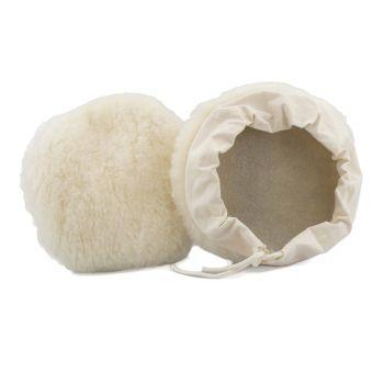 Flexipads World Class All Wool Bonnet 200mm (8in) - FLE40120