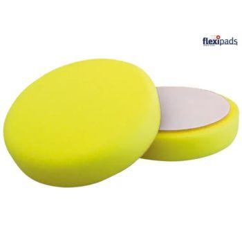 Flexipads World Class Yellow Soft Finishing Pad 150mm - FLE44735