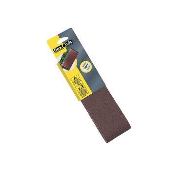 Flexovit Cloth Sanding Belts 533 x 75mm Assorted (Pack of 6) - FLV26790