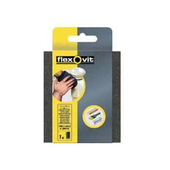 Flexovit Sanding Sponges Standard Medium/Coarse - FLV56853