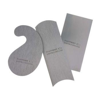 Footprint Shaped Scraper Set - FOO242