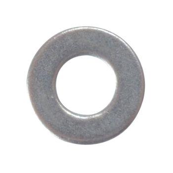 ForgeFix Flat Washer Form B ZP M5 Bag 100 - FORWASH5M