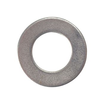 ForgeFix Flat Washer Form B ZP M8 Bag 100 - FORWASH8M